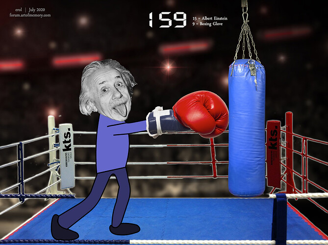 Albert-Einstein-Punching-159