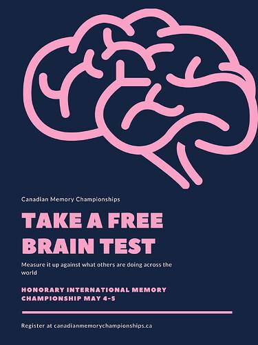 Take-A-Brain-Test
