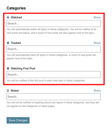 How to be notified of new posts in a category