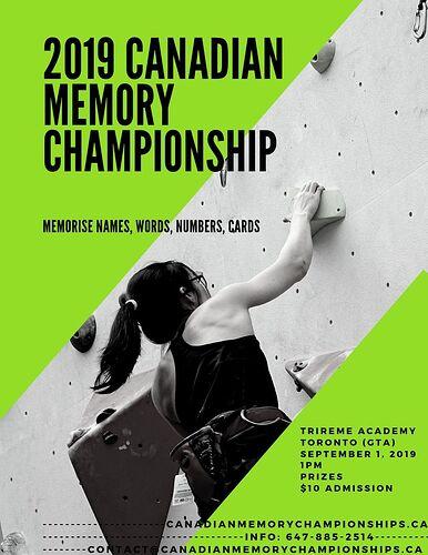 2019-Canadian-Memory-Championship