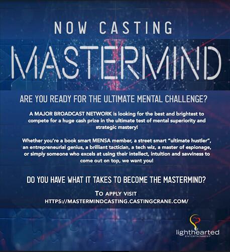 Mastermind TV Show