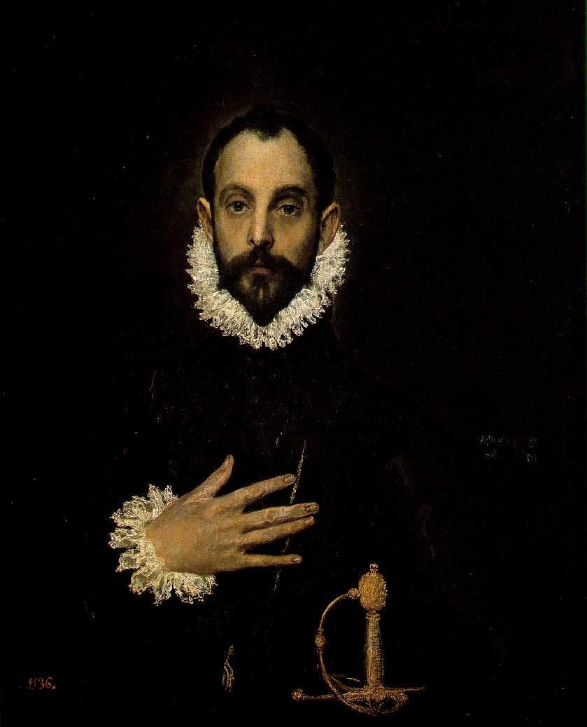 el-greco-self-portrait-as-knight-with-his-hand-on-his-breast
